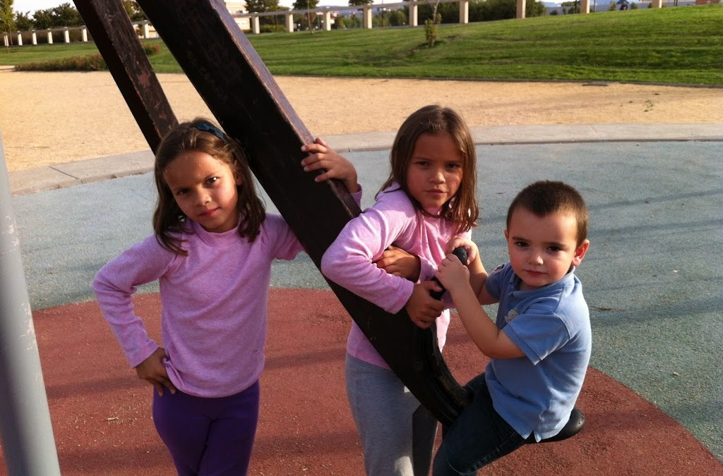 Let me introduce you to…the kiddos!
