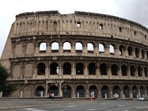 Walking in Ancient Rome