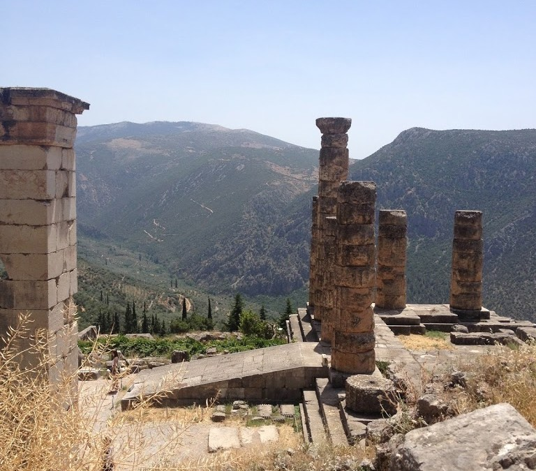 Dabbling in Grecian History – Day Excursions