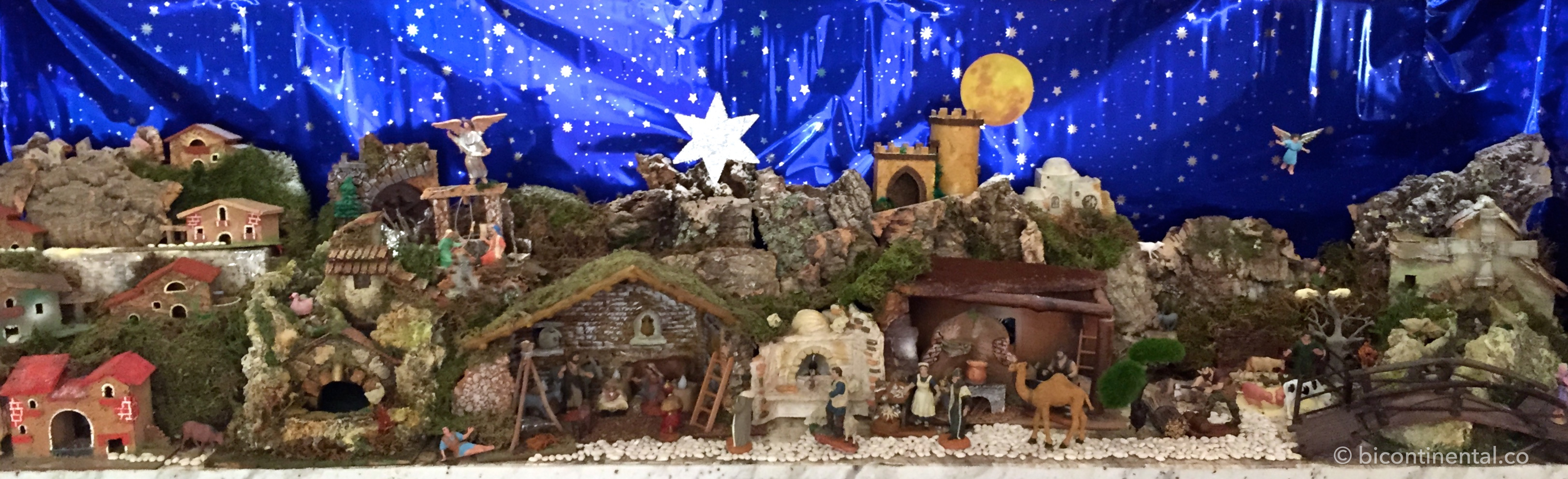 Spanish christmas history traditions bicontinental well the more we worked on the our nativity scene the more i got into it and i will have to say that in all honesty i am very proud of the solutioingenieria Images
