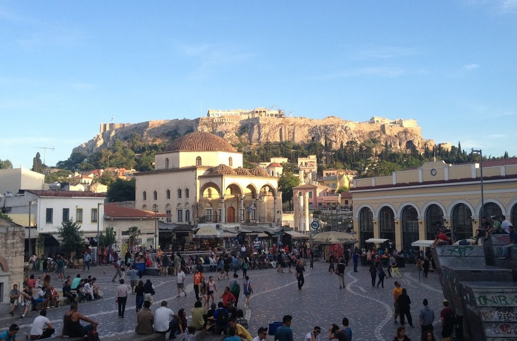 Athens – The City of the Goddess Athena
